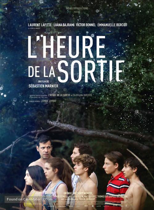 Últimas películas que has visto - (Las votaciones de la liga en el primer post) - Página 9 Lheure-de-la-sortie-french-movie-poster