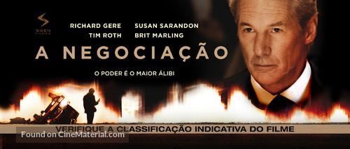Arbitrage - Brazilian Movie Poster