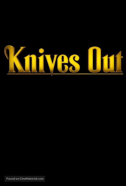 Knives Out - Logo