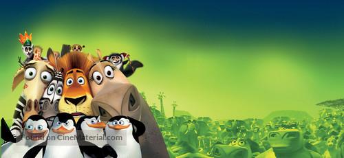 Madagascar: Escape 2 Africa - Key art