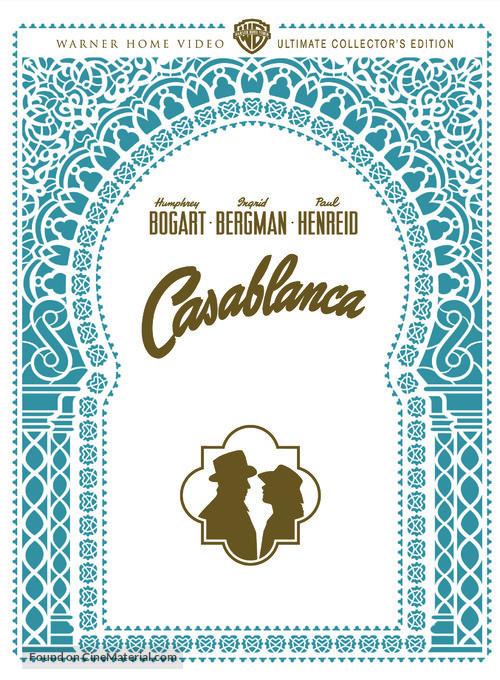 Casablanca - Danish Movie Cover