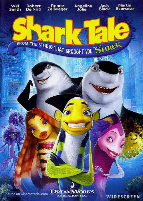 Shark Tale - Movie Cover