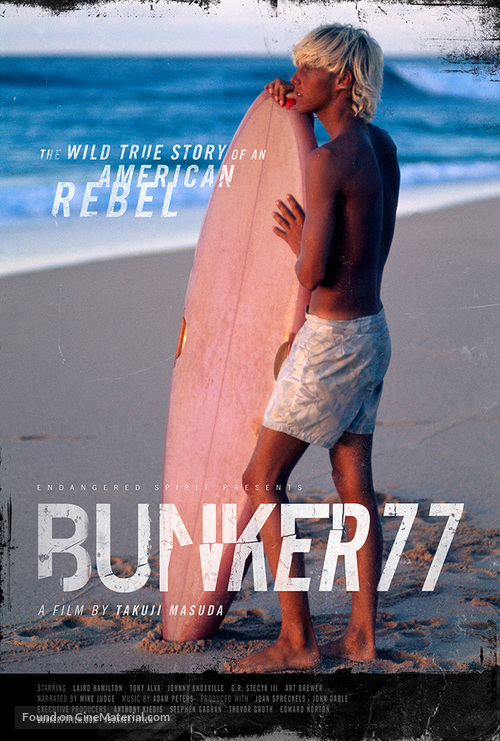 Bunker77 - Movie Poster