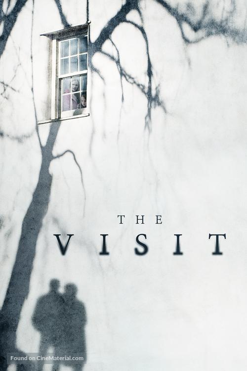 The Visit - British Movie Cover
