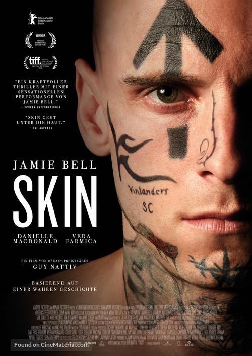 Skin - German Movie Poster