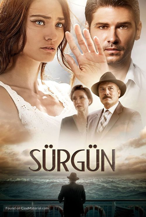 Sürgün - Turkish Video on demand movie cover