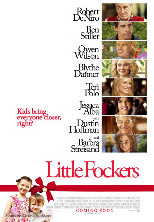 Little Fockers - Movie Poster