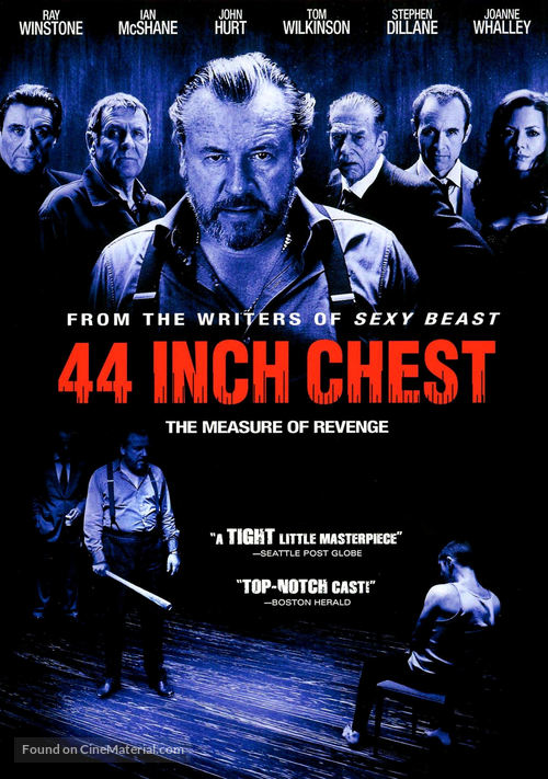 44 Inch Chest - DVD cover
