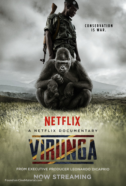 Virunga - Movie Poster