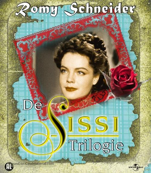Sissi - Dutch Blu-Ray movie cover