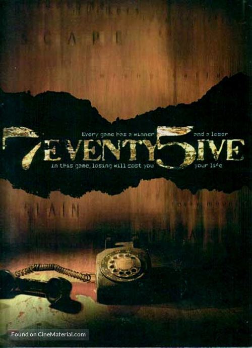 7eventy 5ive - DVD cover