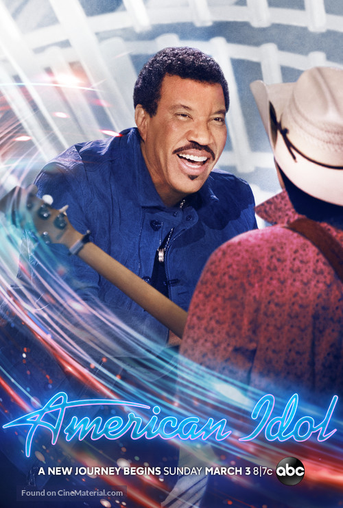 """""""American Idol: The Search for a Superstar"""" - Movie Poster"""