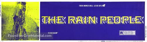 The Rain People - Movie Poster