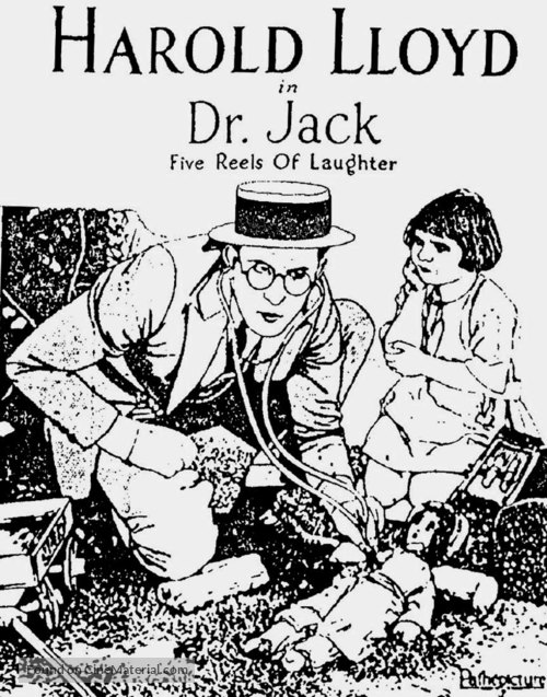 Doctor Jack - Movie Poster