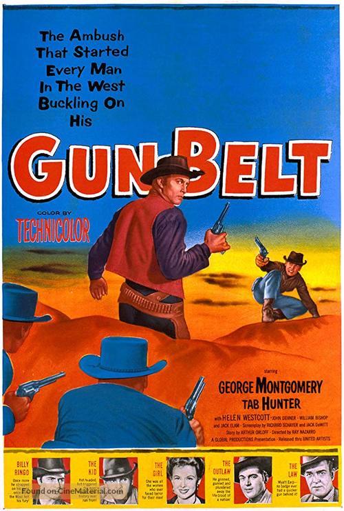 Gun Belt - Movie Poster