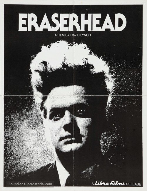 Eraserhead - Movie Poster