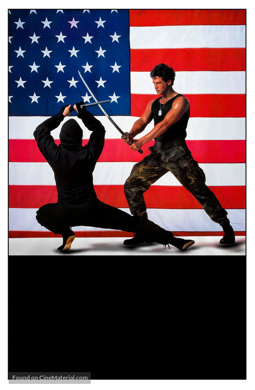 American Ninja - Key art