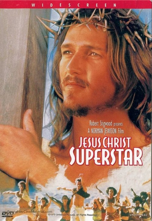 Jesus Christ Superstar - DVD cover