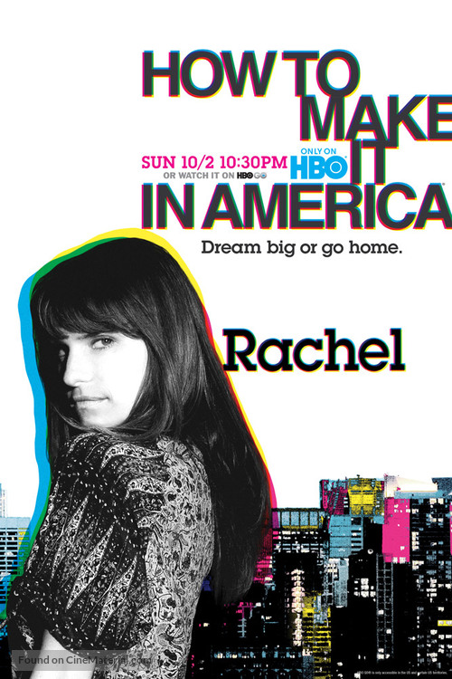 """How to Make It in America"" - Movie Poster"