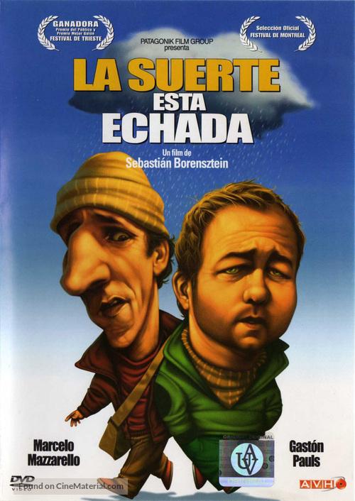 Suerte está echada, La - Argentinian Movie Cover