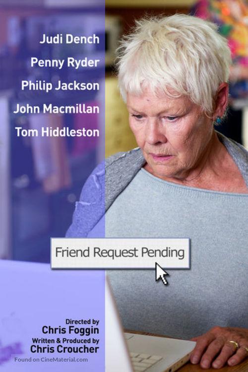 Friend Request Pending - British Movie Poster