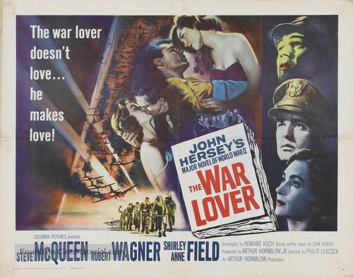 The War Lover - Movie Poster