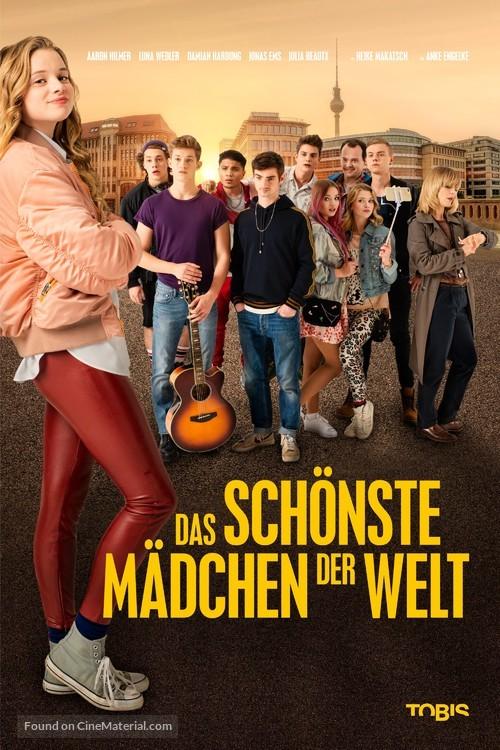 Das schönste Mädchen der Welt - German Movie Cover