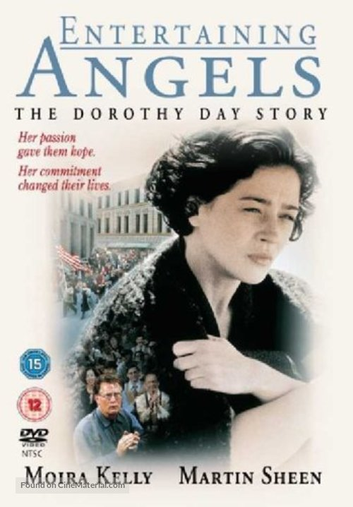 Entertaining Angels: The Dorothy Day Story - Movie Cover