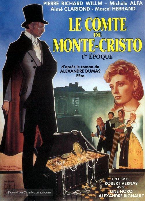 le comte de monte cristo film