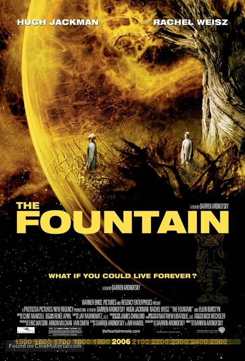 The Fountain - Movie Poster