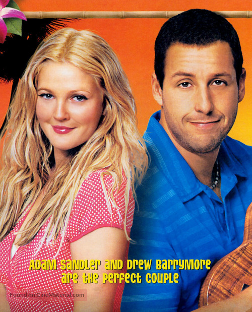 50 First Dates - Movie Poster