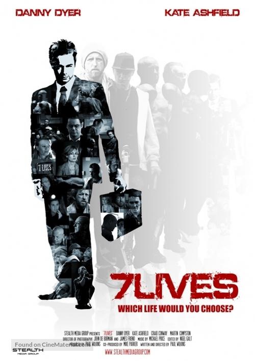 7lives - British Movie Poster
