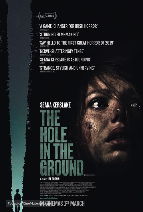 The Hole in the Ground - British Movie Poster