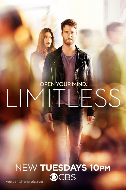 """Limitless"" - Movie Poster"