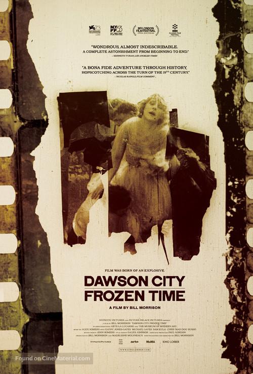 Dawson City: Frozen Time - Movie Poster