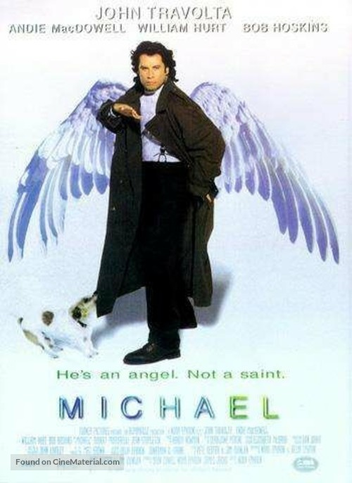Michael - Movie Poster