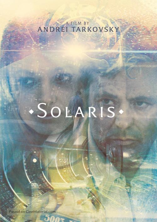 Solyaris - British Movie Cover