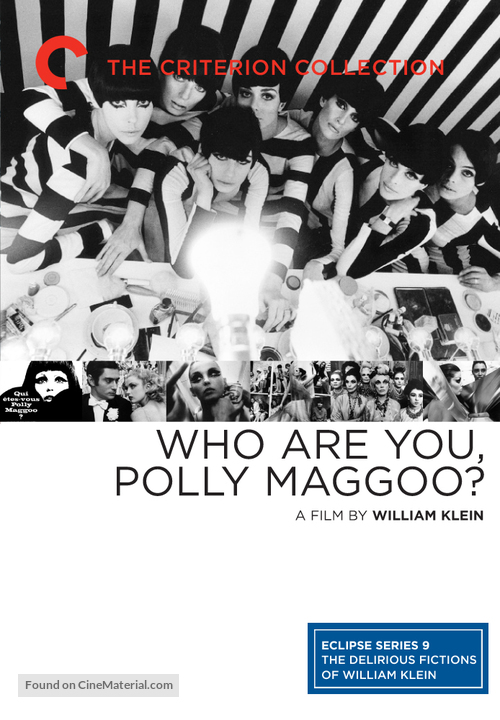Qui êtes-vous, Polly Maggoo? - Movie Cover