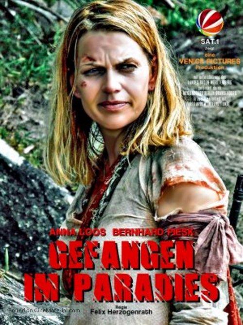 Gefangen im Paradies - German Movie Poster