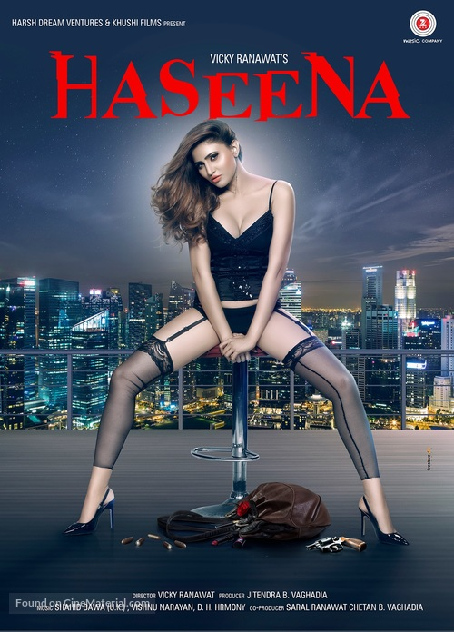 Haseena - Indian Movie Poster