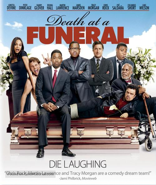 Death at a Funeral - Movie Cover