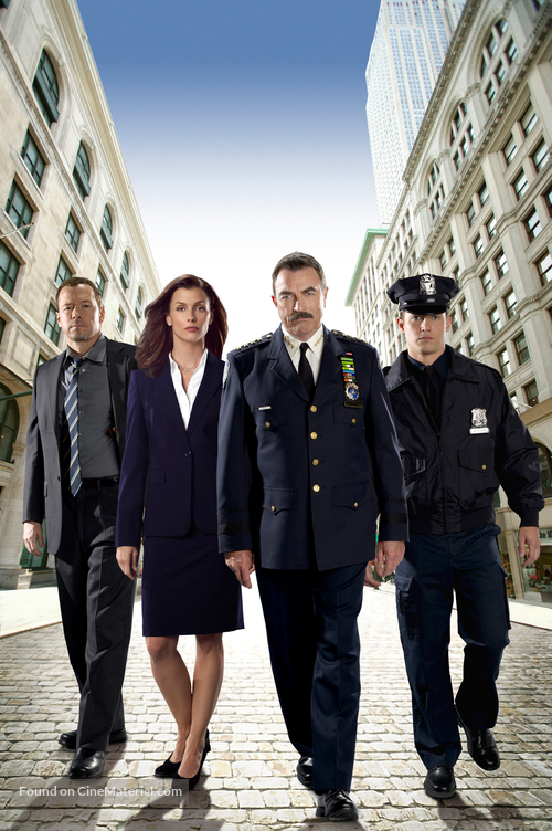 """Blue Bloods"" - Key art"