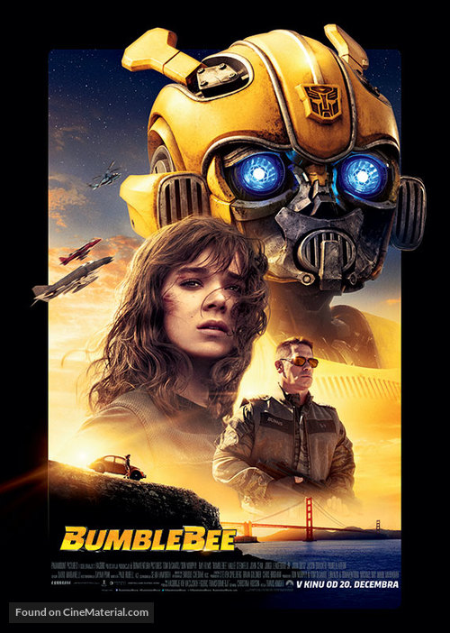 Bumblebee - Slovenian Movie Poster