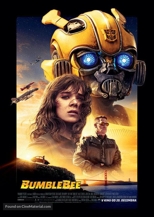 Bumblebee - Slovenian Movie Poster