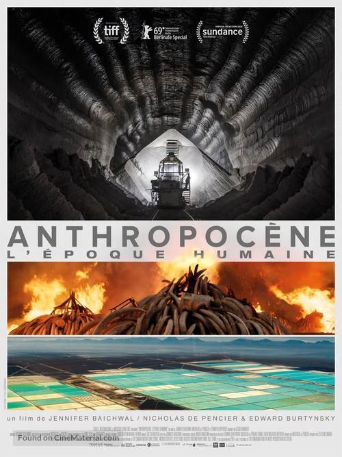 Anthropocene: The Human Epoch - French Movie Poster