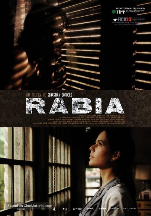 Rabia - Spanish Movie Poster