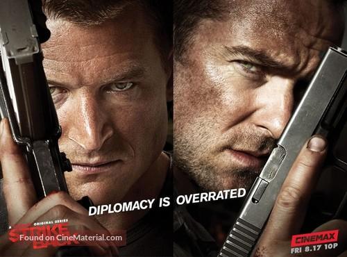 """Strike Back"" - Movie Poster"