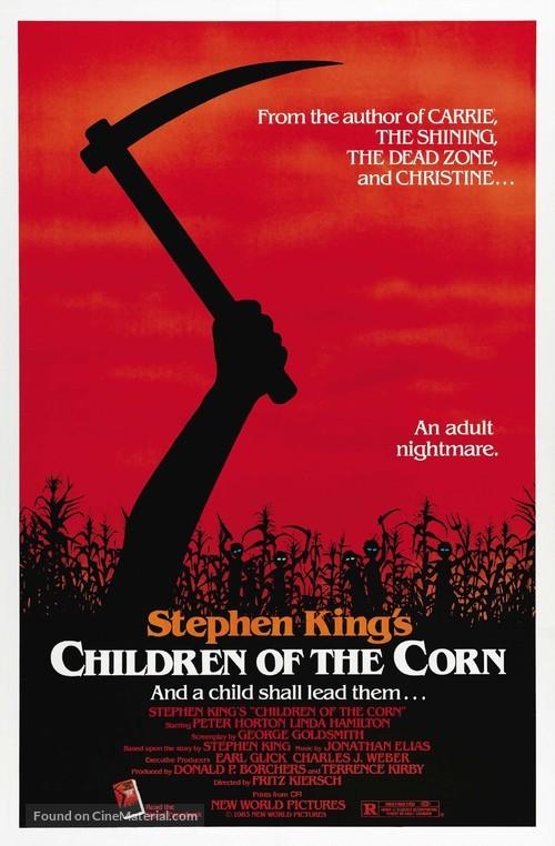 Children of the Corn - Movie Poster