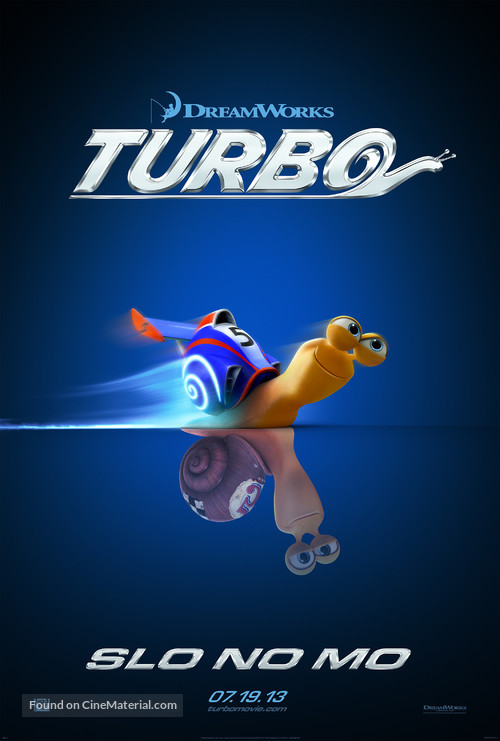 Turbo - Movie Poster