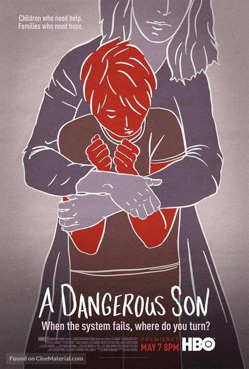 A Dangerous Son - Movie Poster